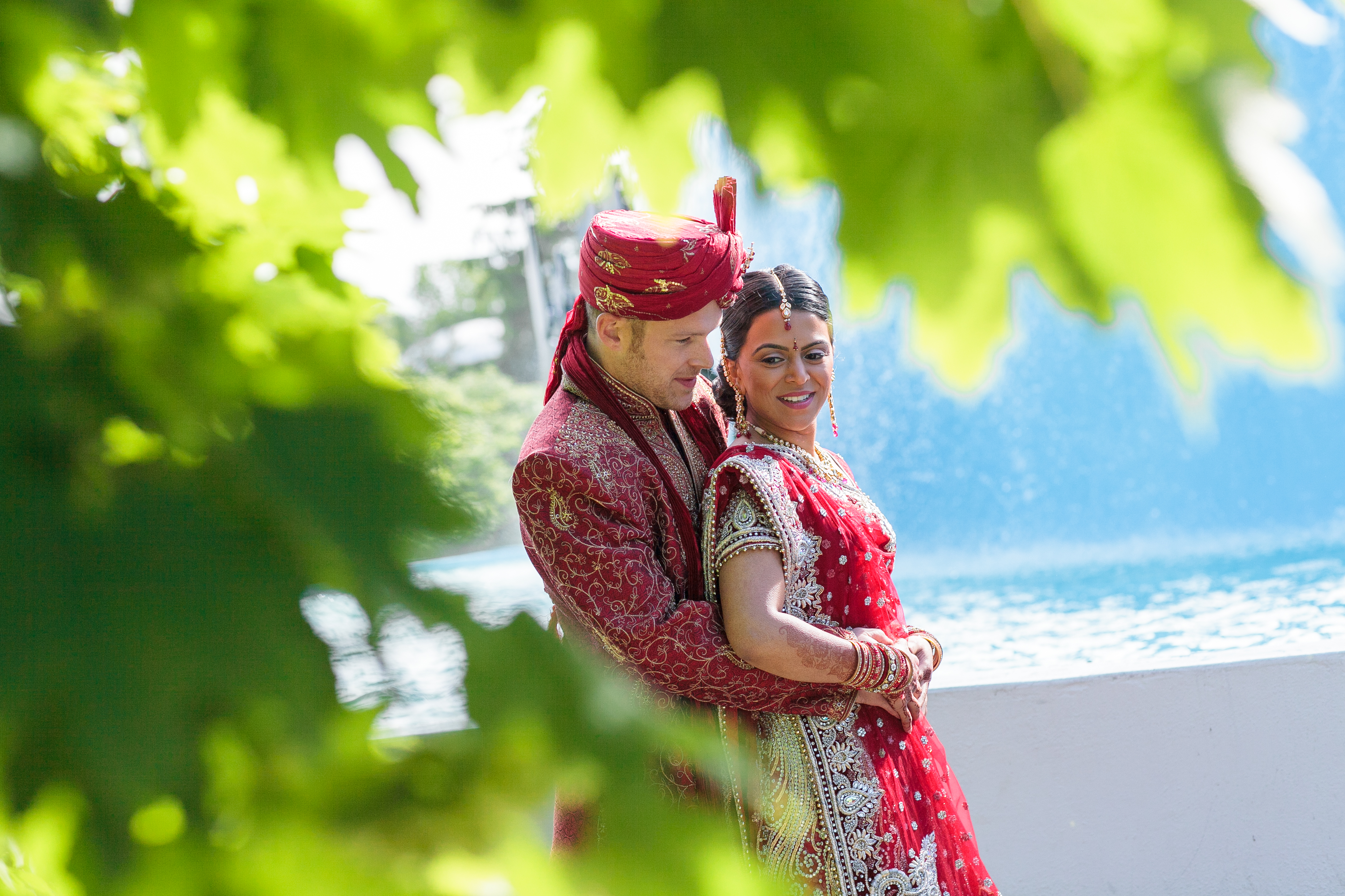 Featured: Maharani Weddings  Puja + Joseph | Mansion on Main, Voorhees NJ