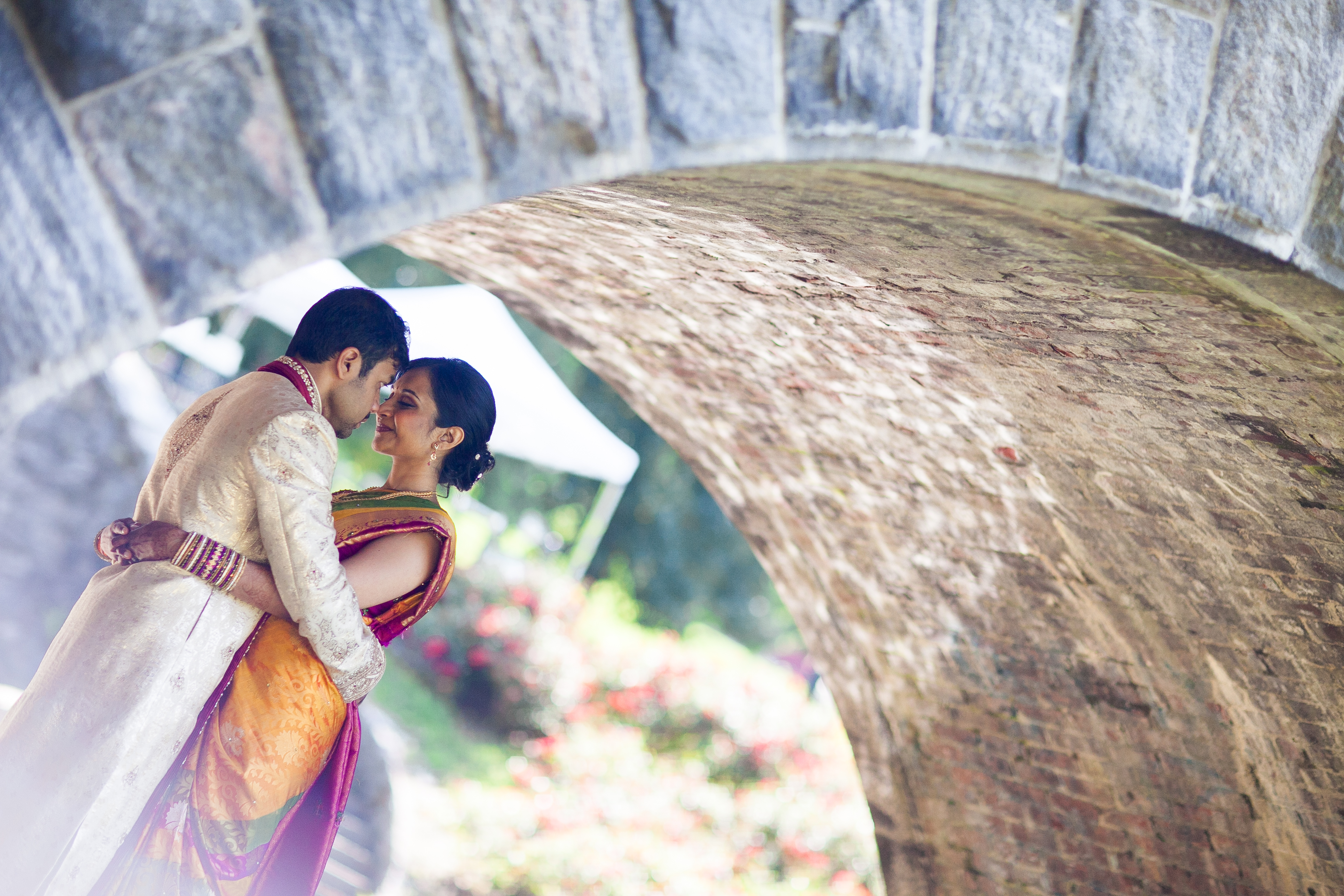 Featured: Maharani Weddings  Latha + Vikash | Tarrytown, NY