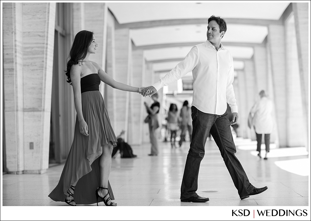Lincoln Center Engagement Session