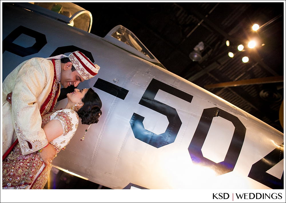 cradle of aviation wedding