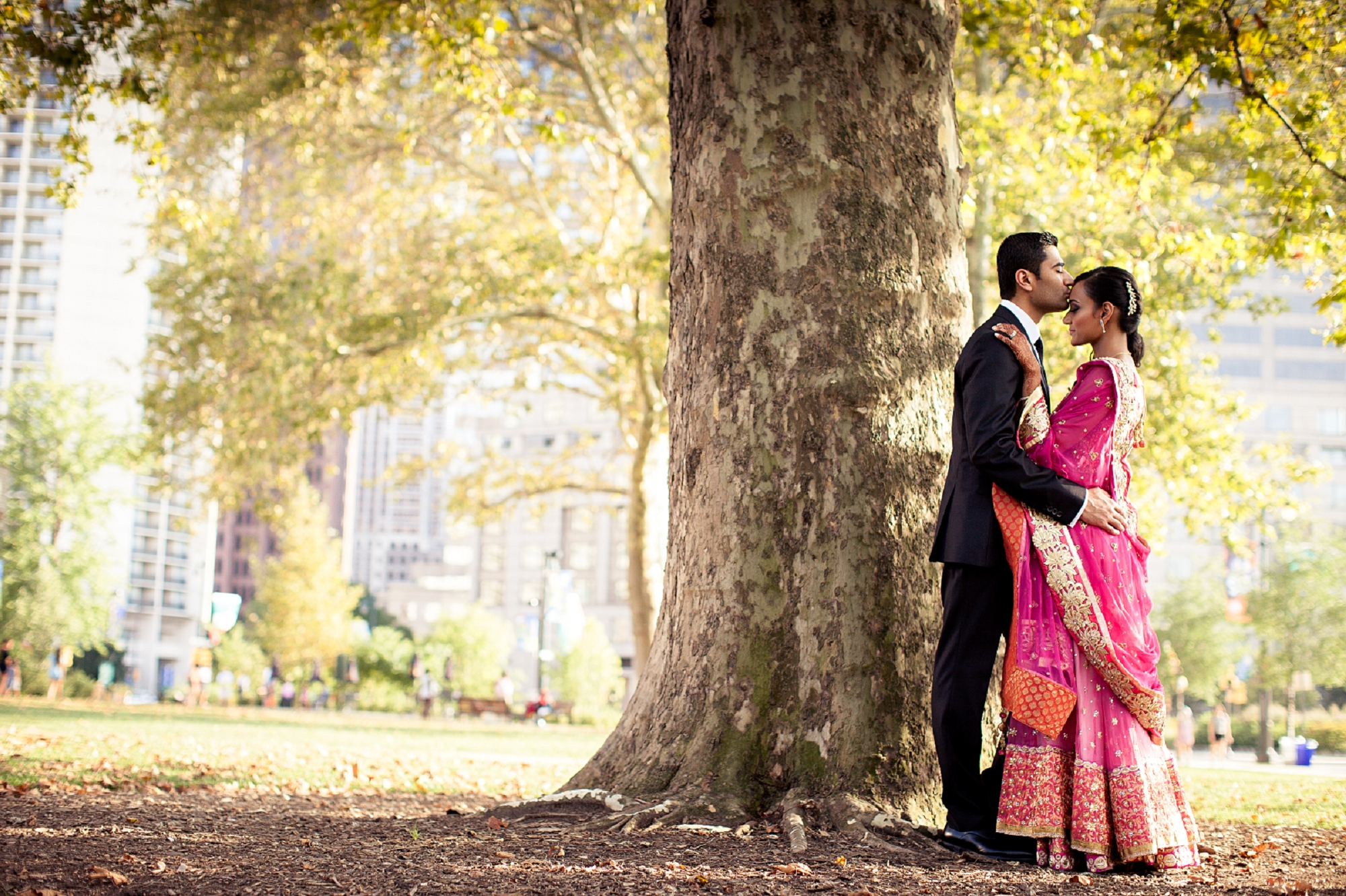 Slideshow: Puja + Bhavin |  Sheraton Downtown Philadelphia Wedding