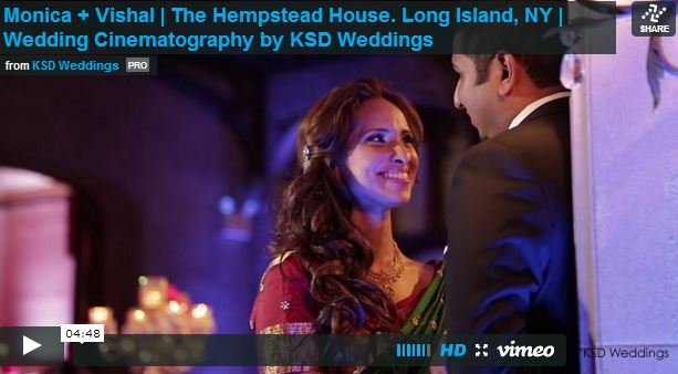 Featured: Maharani Weddings  Monica + Vishal Cinematography Highlight | The Hempstead House
