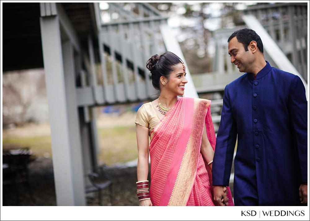 Melanie bhatta wedding
