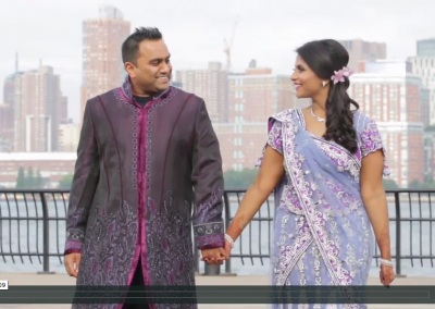 Aarati + Aatish | Hyatt Jersey City