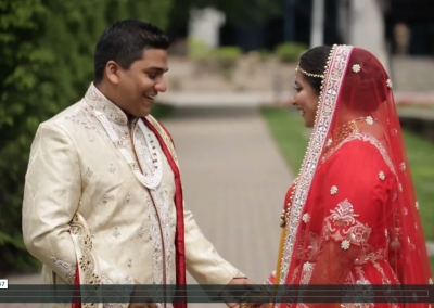 Anshu + Sagar | Sheraton Mahwah and Marriott Park Ridge, NJ