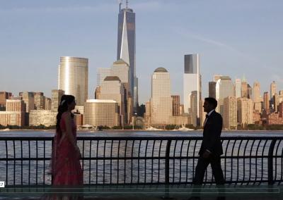Meera + Pranav | Hyatt Jersey City