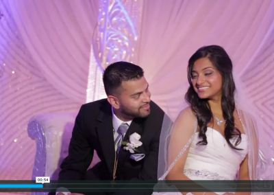Sangeeta + Kichu | Westmount Country Club