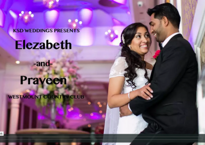 Elezabeth + Praveen | Westmount Country Club