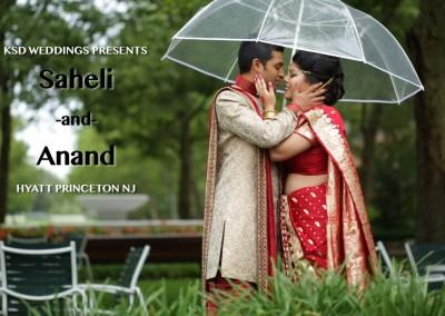 Saheli + Anand | Hyatt Princeton NJ