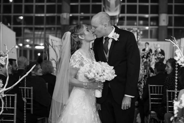 Alexis + Dan | Cradle of Aviation Museum, Long Island
