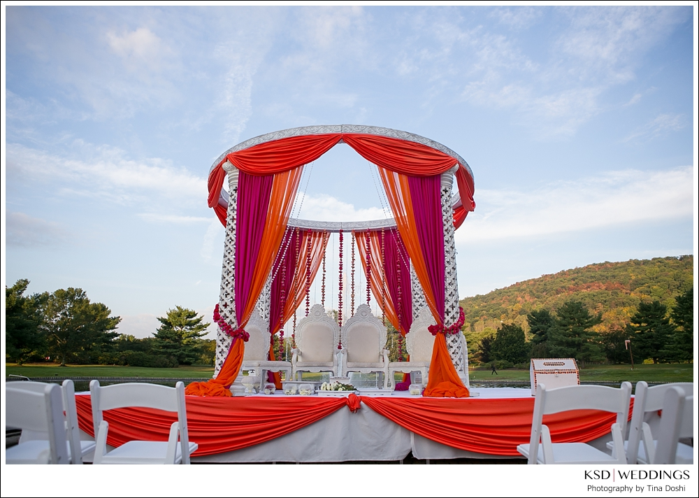 gauri maulik sheraton mahwah nj indian wedding