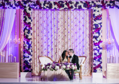 Maansi + Rich | Hyatt Greenwich CT