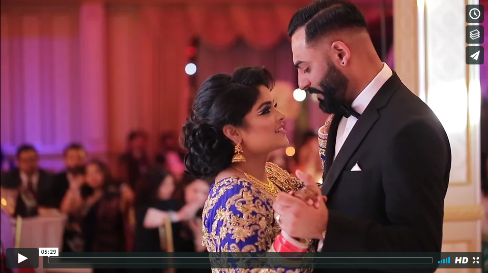 Harman + Ricky | Harman Banquet Hall NJ
