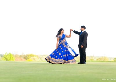 Shravani + Vijay | New York Country Club
