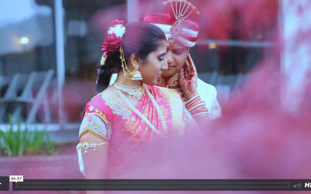 Shravani + Vijay Cinematography Highlight | New York Country Club