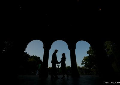 Jessy + Amol | Central Park E-Session