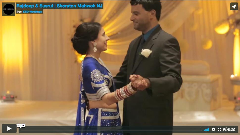 Rajdeep + Susrut | Sheraton Mahwah NJ